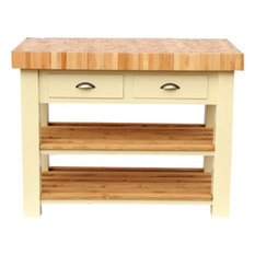 Kitchen Island 120cm buy country kitchen islands and trolleys on houzz