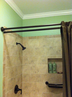 bench in shower or not?