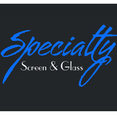 SPECIALTY SCREEN & GLASS SHOP's profile photo
