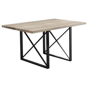 Superb Diamond Sofa Star Rectangular Dining Table Walnut Top And Machost Co Dining Chair Design Ideas Machostcouk