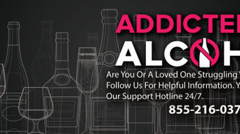 Addicted To Alcohol