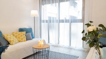 Apartamento en la Malagueta