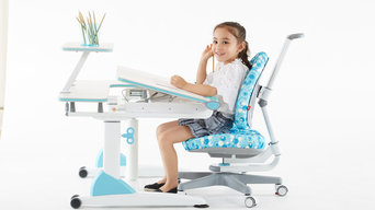 Ergonomic Workstations for kids and professionals