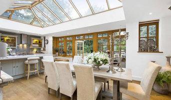 Surrey Oak Orangery Kitchen Extension