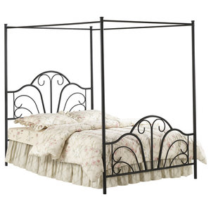 Dover Canopy Bed Full