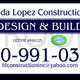 Hacienda Lopez Construction, Inc