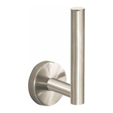 Hansgrohe Usa 40517820 S E Spare Toilet Paper Holder In Brushed Nickel