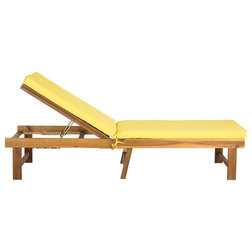 Transitional Outdoor Chaise Lounges by Safavieh