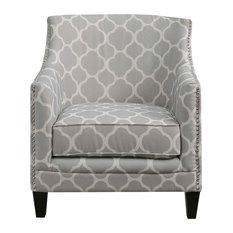 Deena Accent Chair, Dove