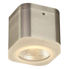 Cubie Exterior Light - Bronze Aluminum, LED