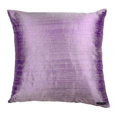 Dupion Cushion, Lavender