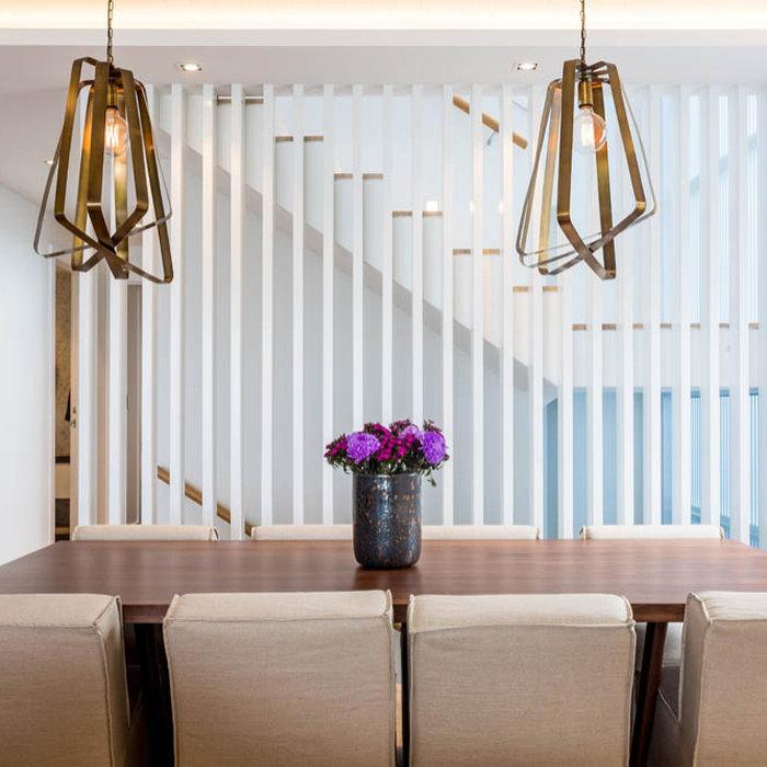 Dining room - dining room idea in Gold Coast - Tweed