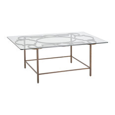 Nice Chelsea House   Chelsea House Tracery Bronze Cocktail Table 382000   Coffee  Tables