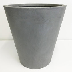 Contemporary Outdoor Plant Pots & Planters by Get Potted