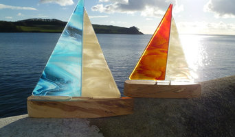 St.Mawes - Glass / Wooden Boats