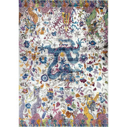 Asian Area Rugs by nuLOOM