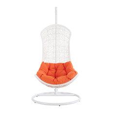 Modway Endow Swing Outdoor Patio Lounge Chair EEI-805-SET