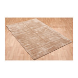 Blade Champagne Rectangle Plain/Nearly Plain Rug 160x230cm