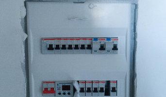 Квартира черновой электромонтаж