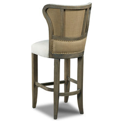 Transitional Bar Stools And Counter Stools by Benjamin Rugs and Furniture