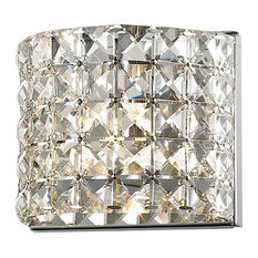 Crystal Vanity Lights Houzz. Bathroom ...