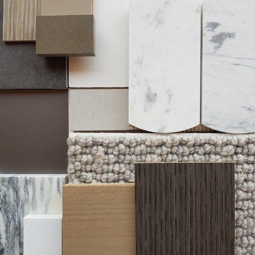 Project Materials and Inspiration - Products