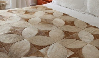 Lily Patchwork Cowhide Rugs