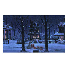 Disney Fine Art The Warmth from Within by Rodel Gonzalez, Gallery Wrapped Gicle