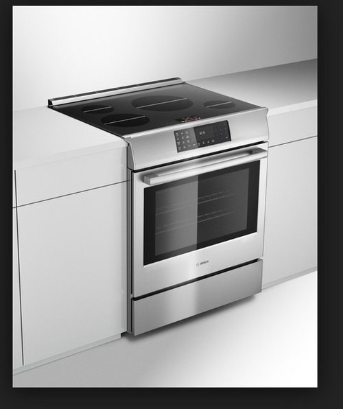 Electric Range Smooth Top Cooking Surface Summit On In: Induction Vs. Smooth Top Electric Range
