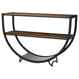 Industrial Console Tables by HedgeApple