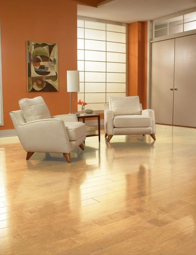 Contemporary by Paul Anater · Paul Anater. Engineered wood floors ... - When To Use Engineered Wood Floors