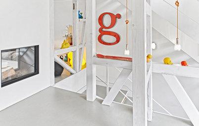 Houzzbesuch: Frischzellenkur für ein Leonberger Fachwerkhaus