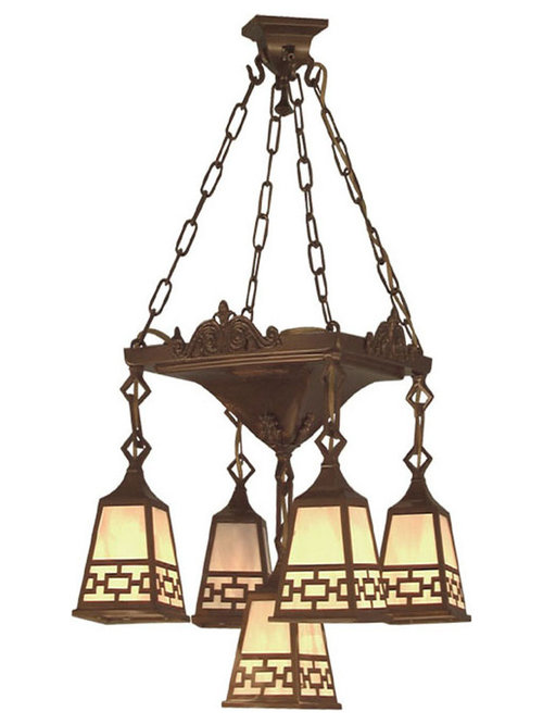Mission Arts And Crafts Craftsman Rustic Lighting
