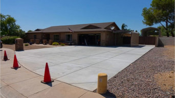 Company Highlight Video by Scottsdale Concrete