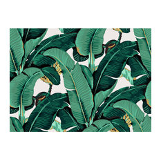 Banana Leaf Wall Art, 220x200 cm