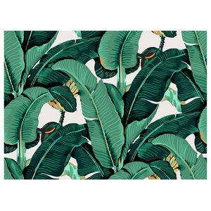 Banana Leaf Wall Art, 220x200 cm