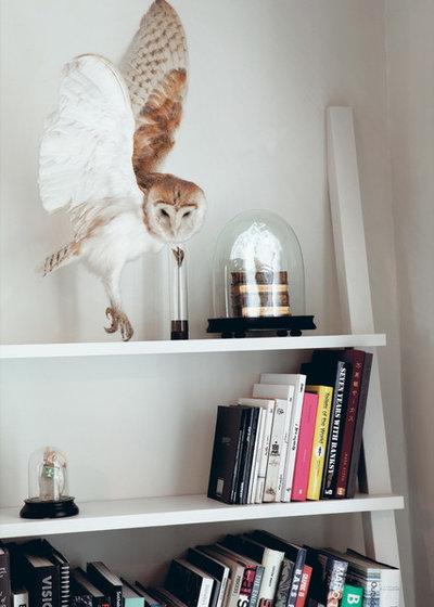 Visite priv e de l art et du style dans une maison du - Lincroyable maison book tower londres ...