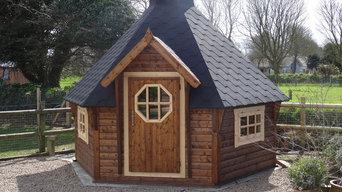 BBQ Huts