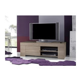 Eos (Oak) 1 door TV unit