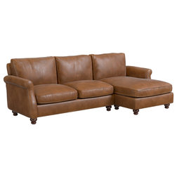 Traditional Sectional Sofas by Amrosia Group Limited