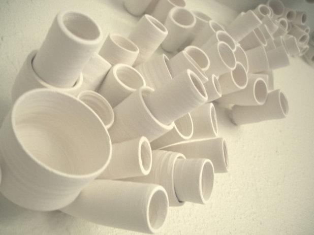 Modern  by Dube Fine Art Design Studios