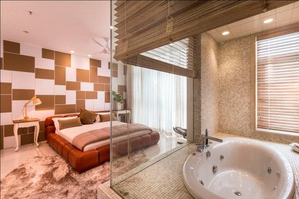 Contemporary Bedroom by Moriq