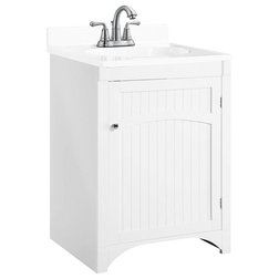 New Traditional Bathroom Vanities And Sink Consoles by Design House