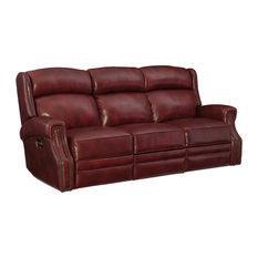 Carlisle Power Motion Sofa With Power Headrest