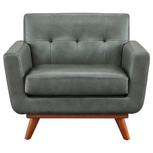 Lyon Smoke Gray Chair