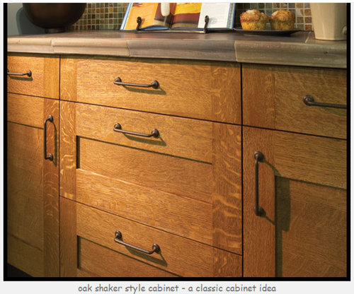 What To Put With Quarter Sawn White Oak