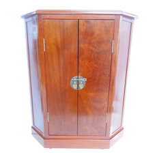 oriental furnishings asian two door cupbord with big brass accent chests and cabinets asian inspired furniture