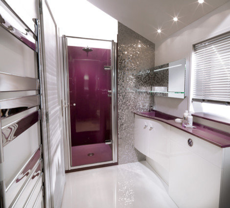 Fitted bathrooms when size matters for Beautiful en suite bathrooms