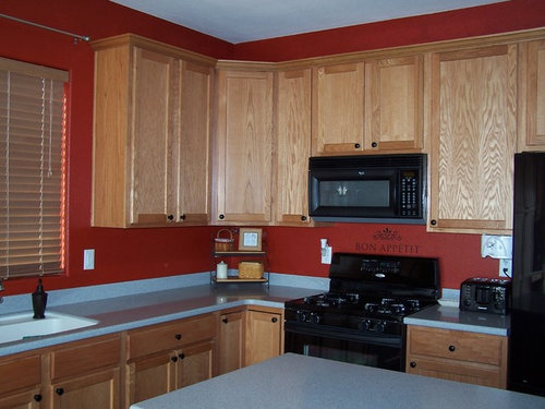 Need Help With Paint Color for Kitchen