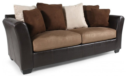 Need Help Choosing Throw Pillow Colors To This Sofa And Loveseat